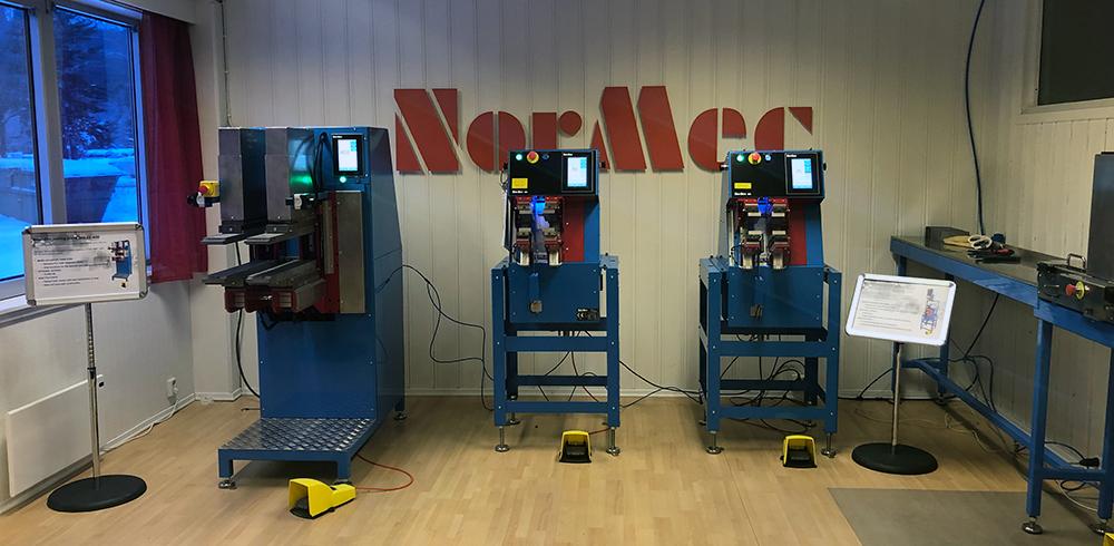 NorMec Standard Press